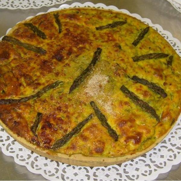 Torta Asparagi