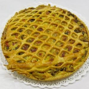 Torta Funghi